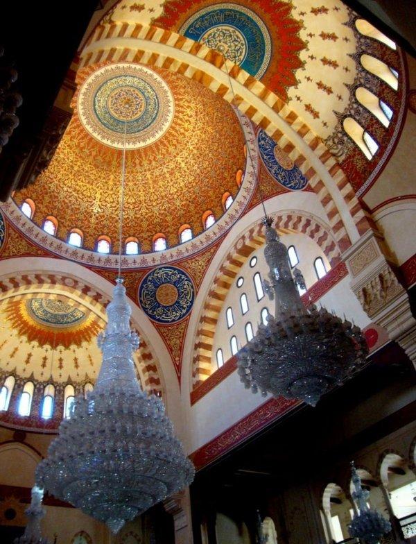 Mohammad Al-Amin Mosque, Beirut, Lebanon