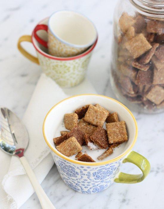 Shortbread Gluten-Free Cereal