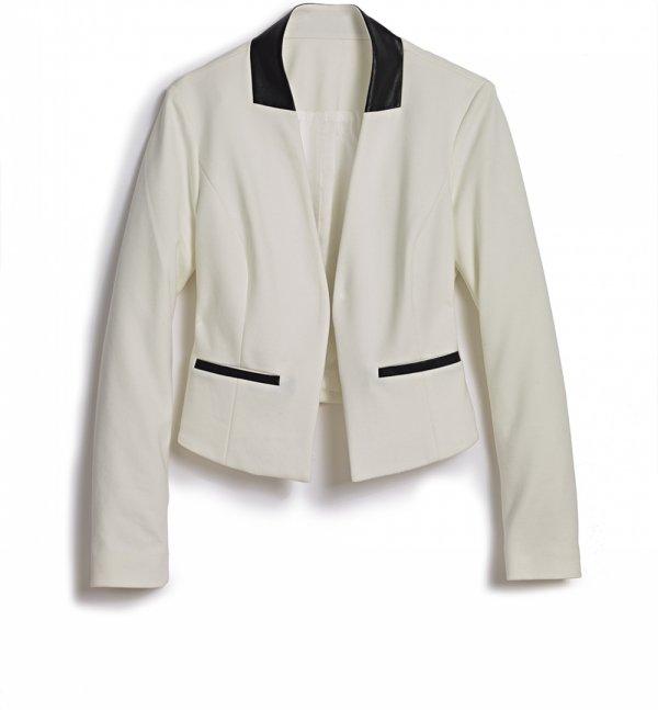 Marshalls Black and White Blazer