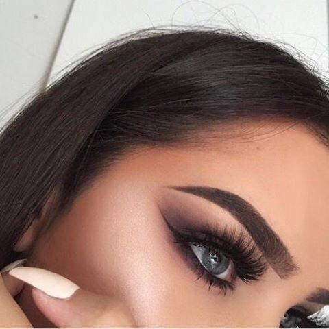 eyebrow, face, nose, eye, eyelash,