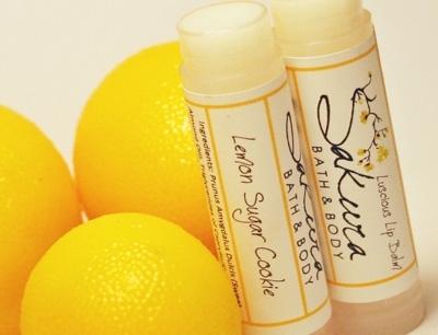 Lemon Sugar Cookie Lip Balm