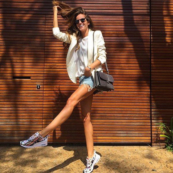 clothing, footwear, model, sneakers, beauty,