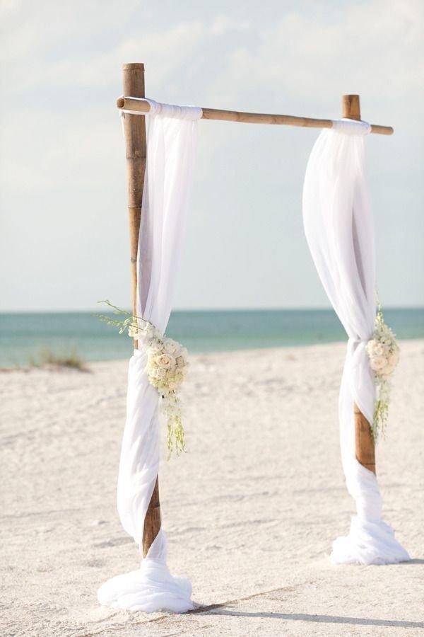 Simple Beach Arch