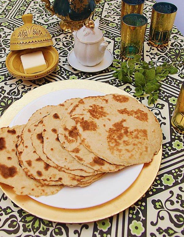 Moroccan Mofleta
