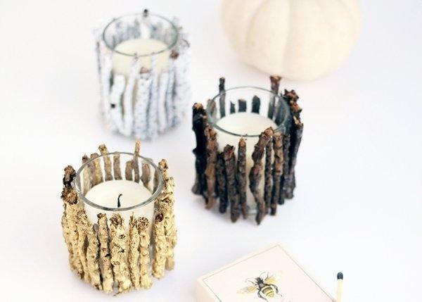 Woodland Candles
