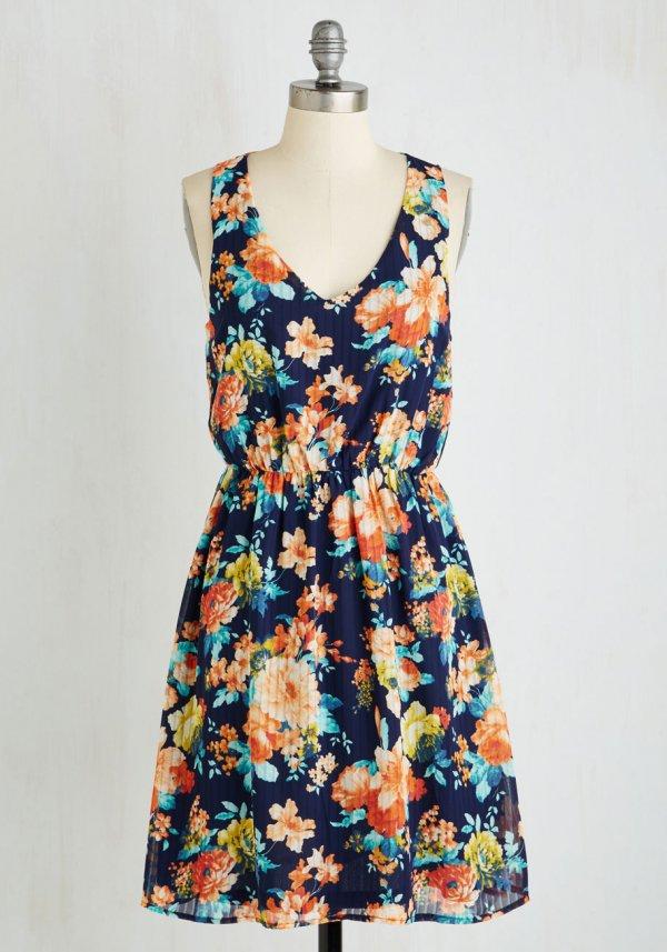 Whimsical Wednesday Dress
