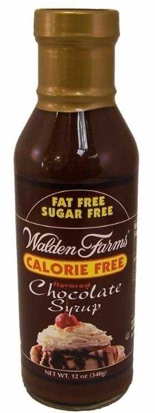 Walden Farms Sugar-Free Chocolate Syrup