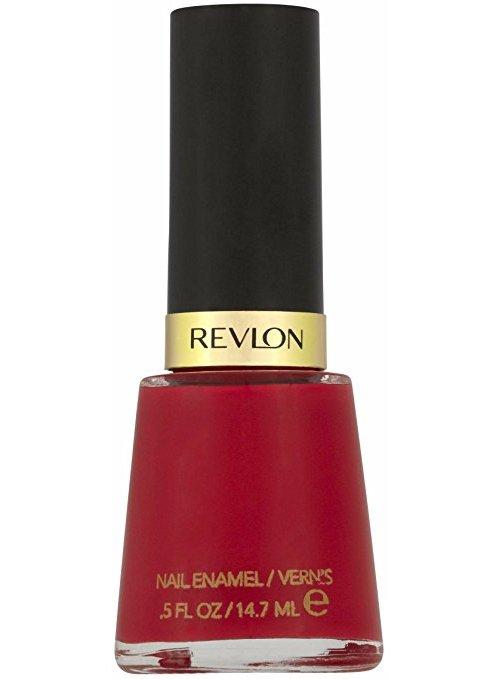Revlon, nail polish, nail care, cosmetics, magenta,