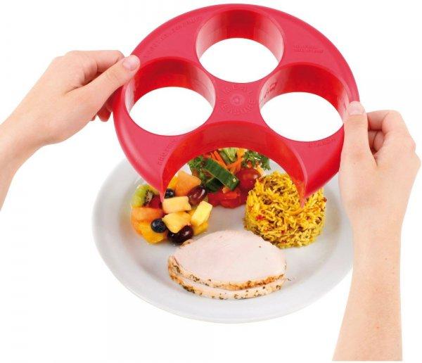 Meal Measure Plate