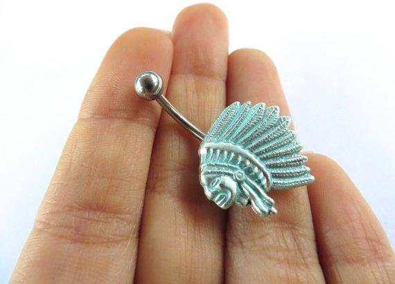 Native American Feather Headdress