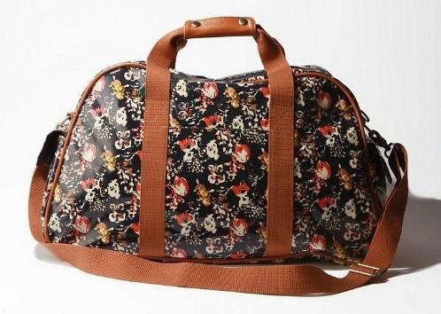Kimchi Blue Printed Weekender Luggage