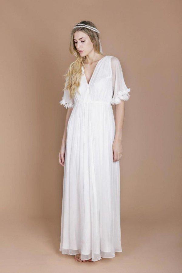 wedding dress, white, clothing, dress, gown,