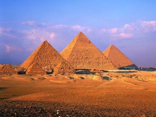 The Pyramids – Giza, Egypt