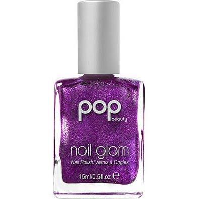 Pop Beauty Nail Glam Nail Polish in Purple Pop