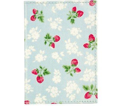 Cath Kidston Strawberry Fields Passport Cover