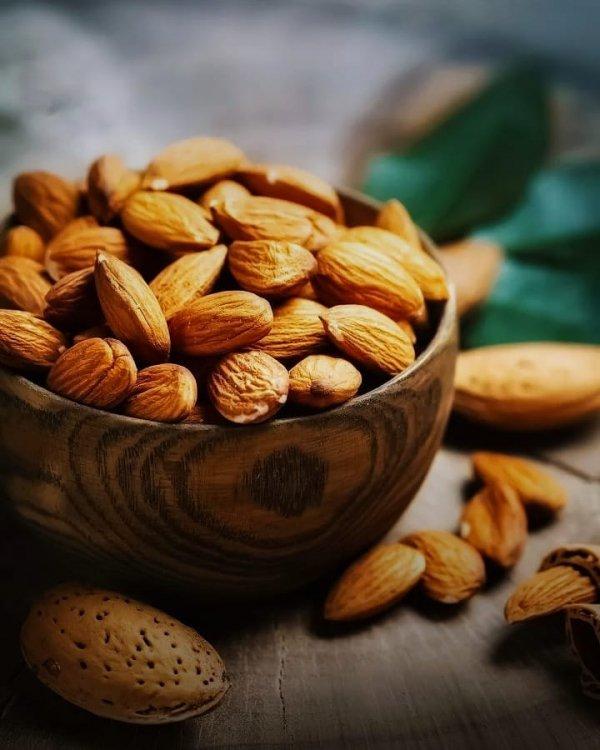 Food, Almond, Nut, Nuts & seeds, Ingredient,