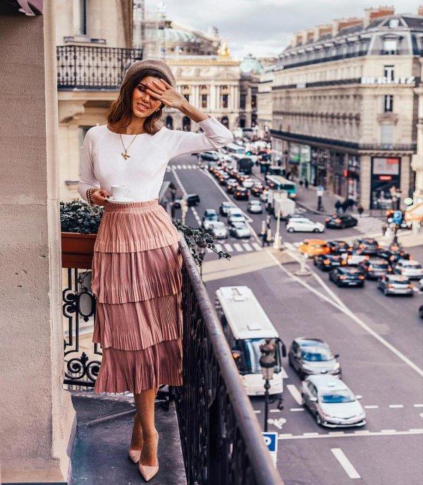 Clothing, Street fashion, Waist, Fashion, Shoulder,