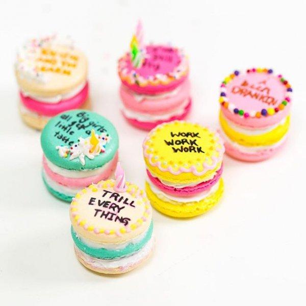 food, dessert, cake, icing, cupcake,