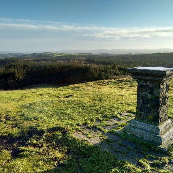 highland, sky, grassland, nature reserve, hill,