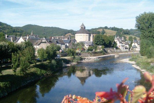 Sainte-Eulalie-d'Olt, Aveyron