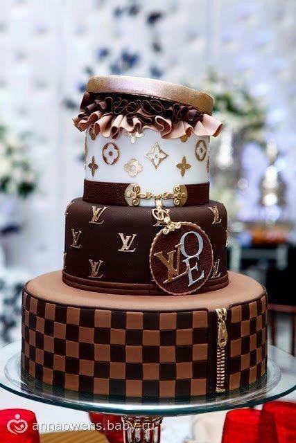 For the Louis Vuitton Girl