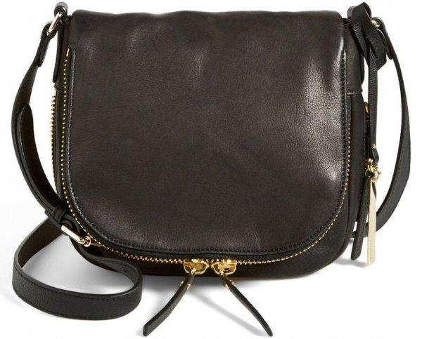 Simple Black Leather