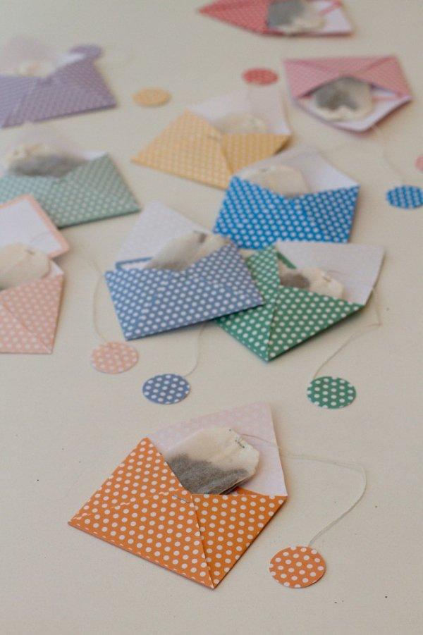 Tea Envelopes