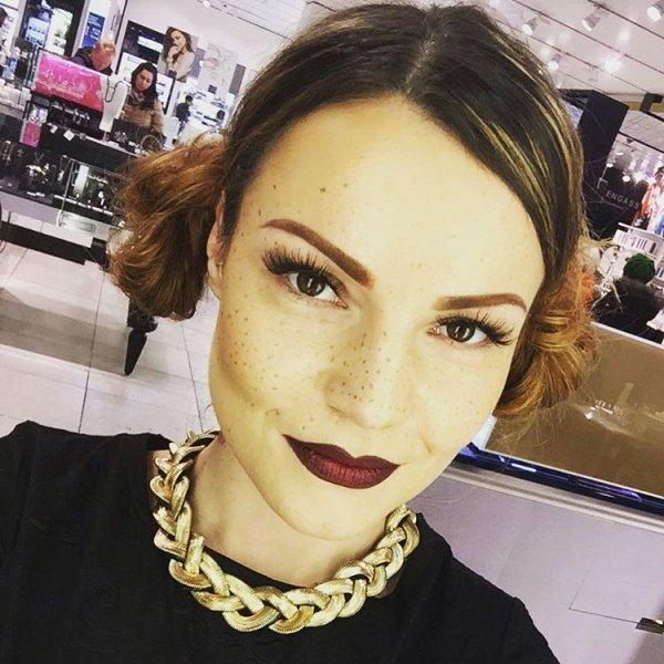 Tamara's Flawless Face