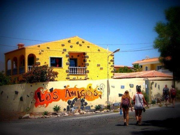 Los Amigos Backpackers Hostel, Tenerife, Spain