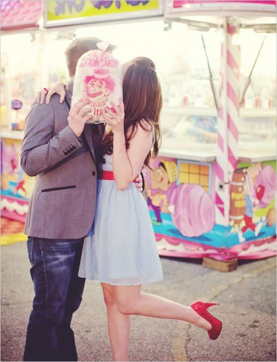 Go to an Amusement Park or Fair