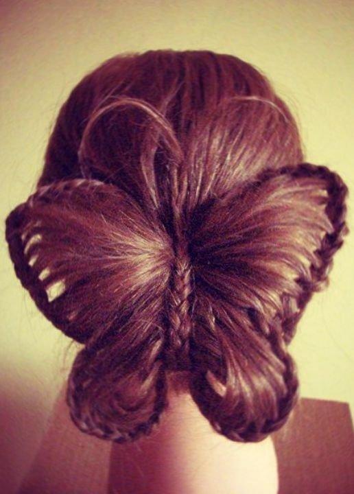hair,hairstyle,long hair,petal,brown hair,
