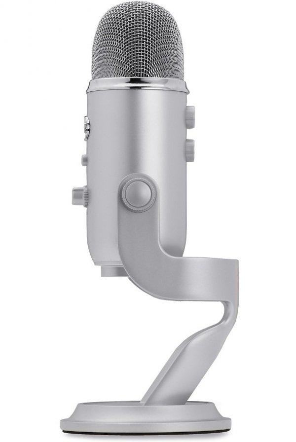Yeti USB Microphone, Platinum Edition