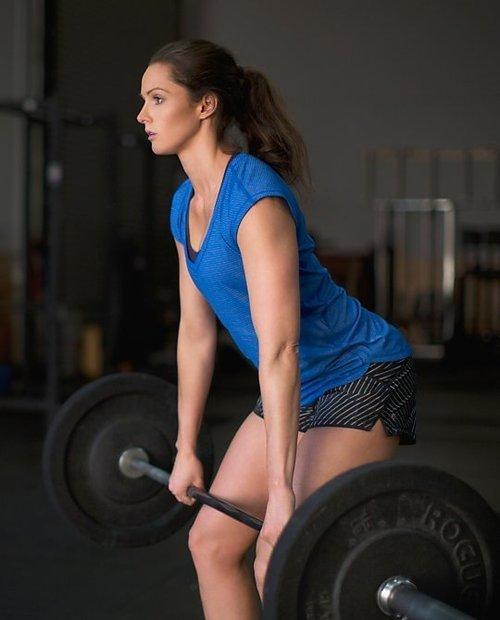 Blue Workout Gear
