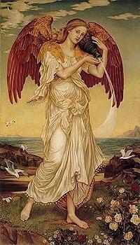 Eos - Titan Goddess of the Dawn