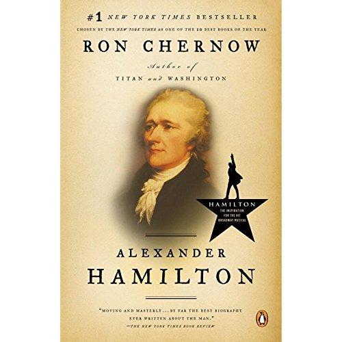 Alexander Hamilton, text, poster, book, advertising,
