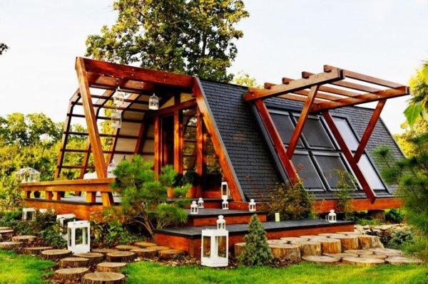 Eco Home Prototype, Bucharest, Romania