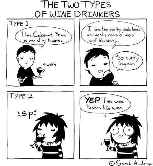 Wine Drinkers �