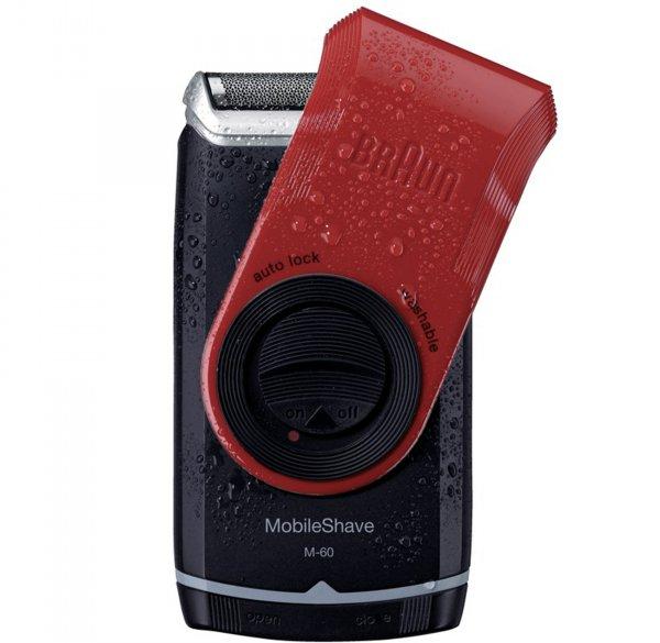 Mobile Pocket Shaver M60 Red