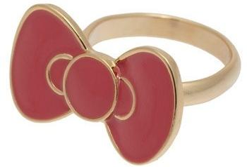 Bow Very Tiny Ring