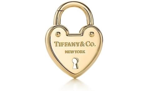 Tiffany Locks Heart Lock