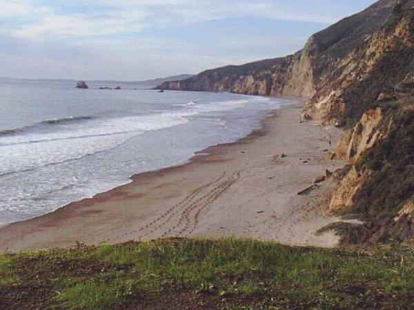 Wildcat Beach, Point Reyes National Seashore, California