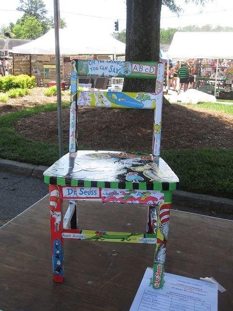 Ordinaire Dr. Seuss Chair