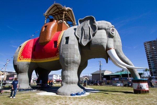 Elephant Hotel New Jersey