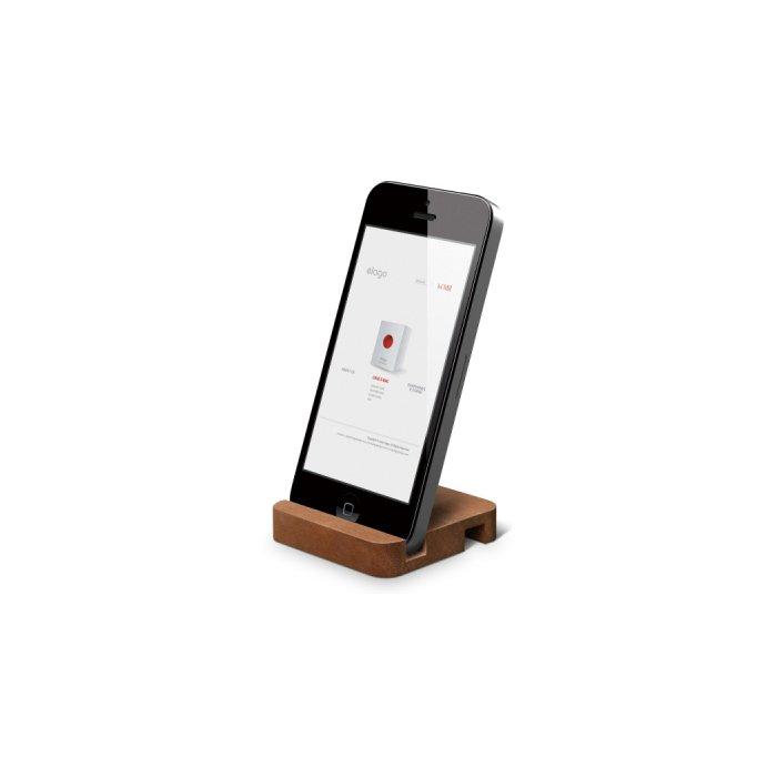 Elago Wooden IPhone Stand