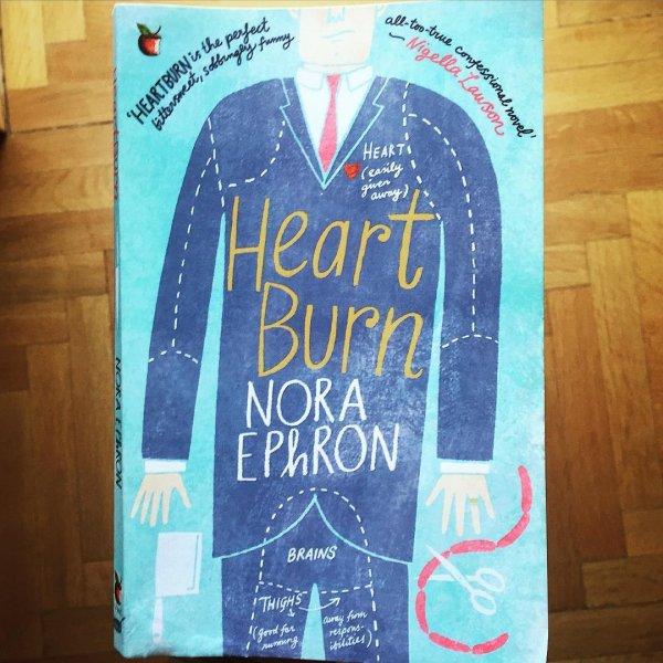 Heart Burn by Nora Ephron