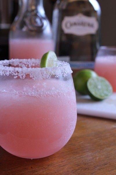 Pink Lemonade Margarita!
