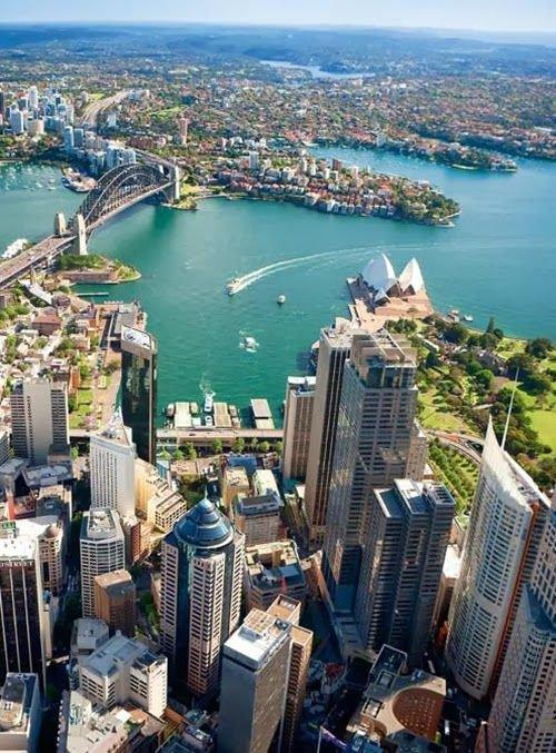The Harbor, Sydney, Australia