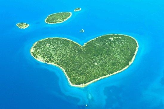 Galesnjak Island, Croatia
