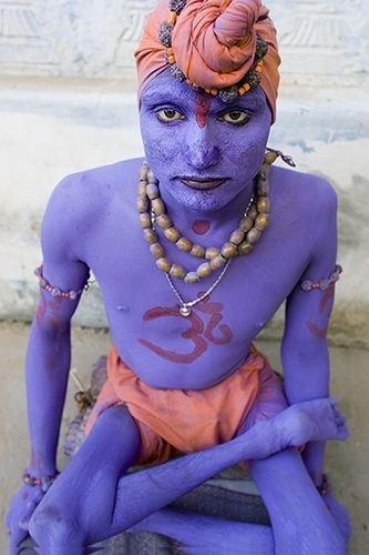 Devotee of Vishnu