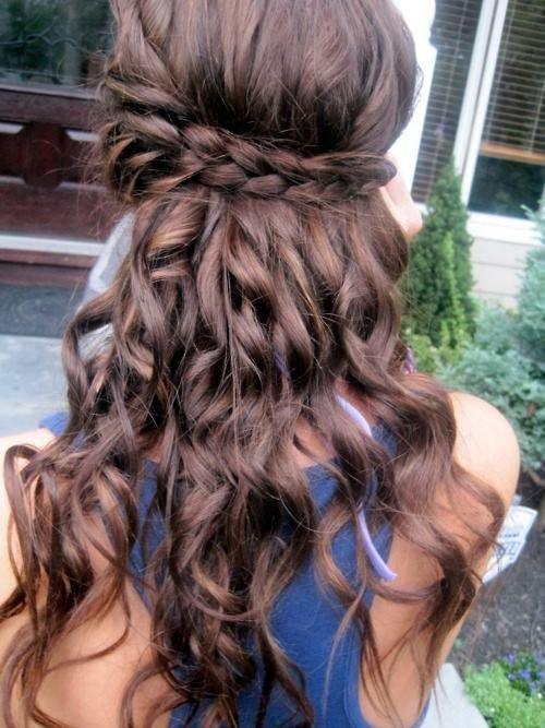 Lots of Curls